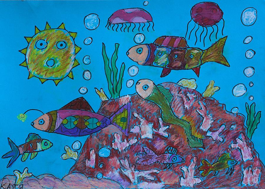 Koraļļu rifos